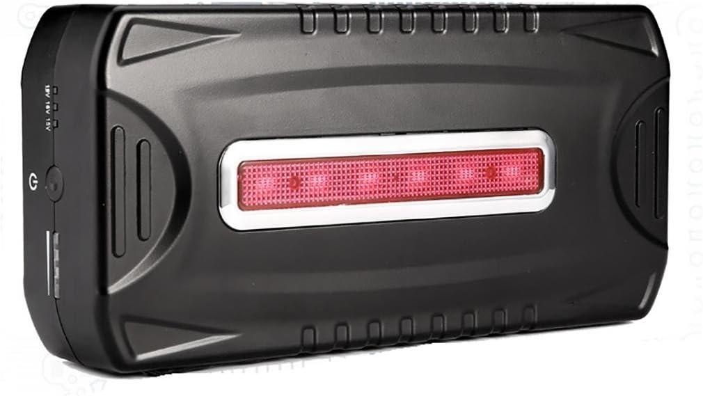 LPY-Arrancador portátil del coche 23000mAh 24-Volt 800A Peak Ampere Camión Batería Jump Starter Pack Hasta 5.5L Motor de gas del vehículo, 4.0L Diesel Car Battery Booster