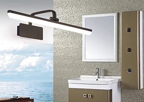 Hines LED Kupfer Spiegel Frontleuchte Badezimmer Make-up Beleuchtung ...