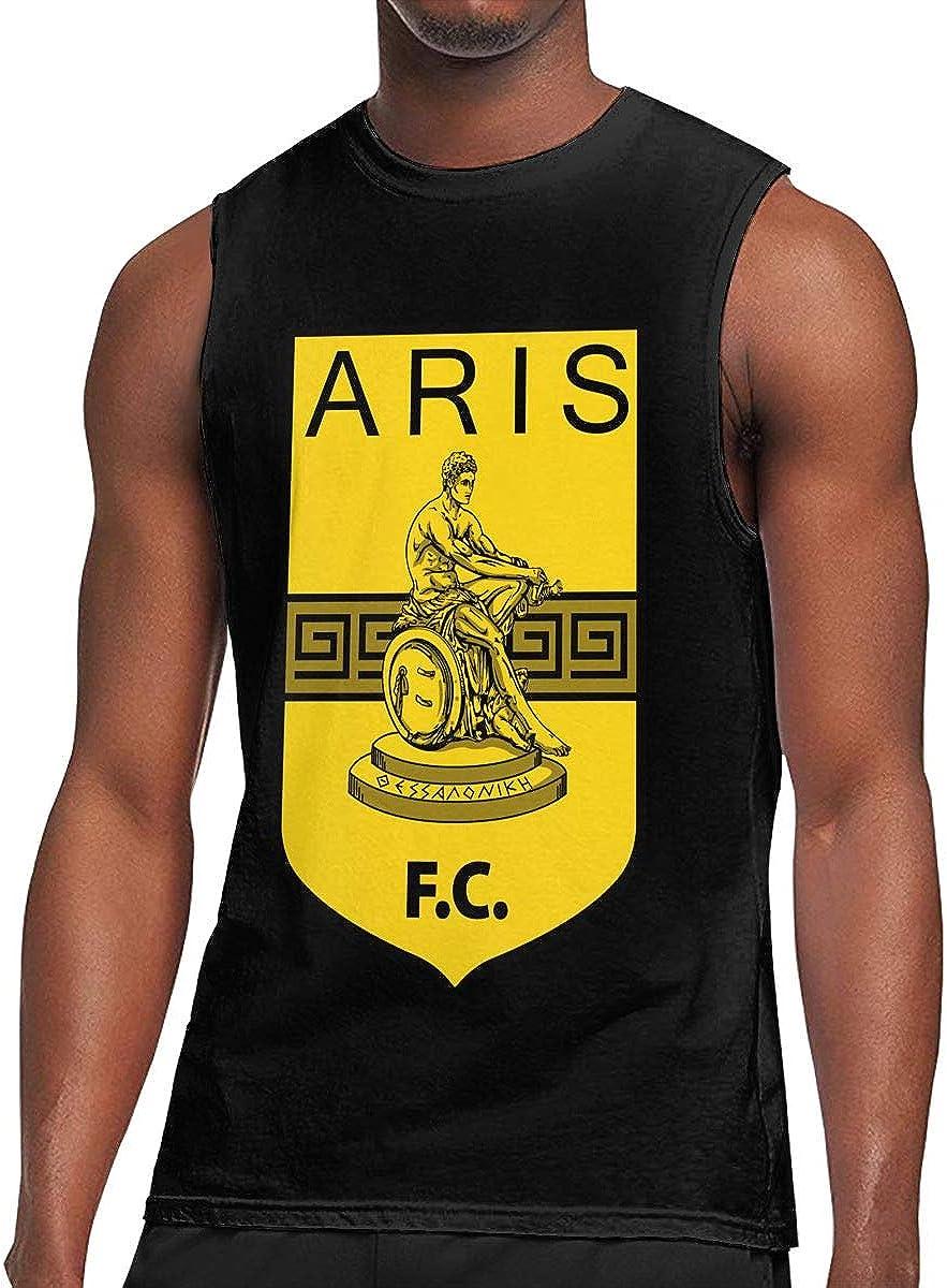 ERGQWE Aris Thessaloniki FC - Camiseta de fútbol para ...