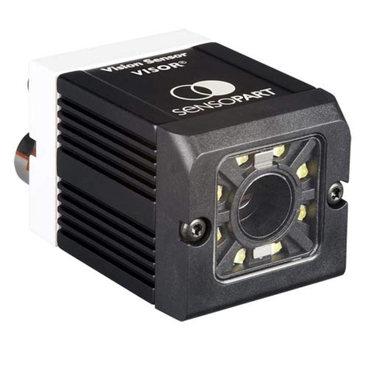 SensoPart V10-CR-S2-W25 Code Reader,Standard,1D//2D,25mm,White LEDs,RS422,EtherNET//IP 535-91088