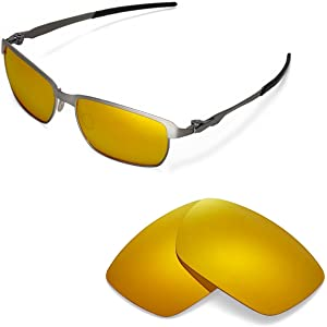 a8616ff7a0 Amazon.com  Revant Polarized Replacement Lenses for Oakley Tinfoil ...