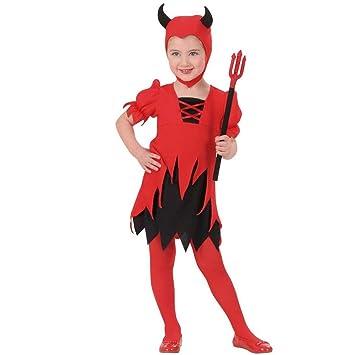 Disfraz de pequeño demonio para niños traje diablo infierno ...