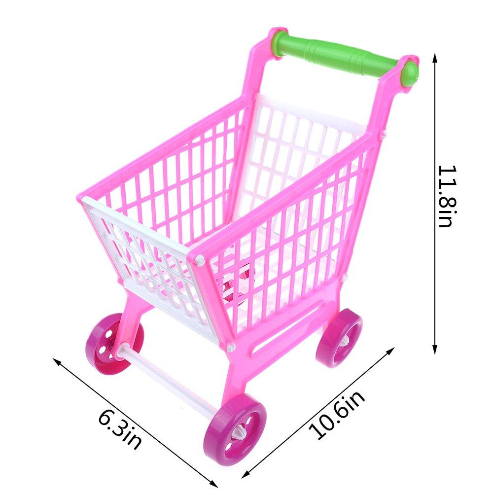 Shop N Go Shopping Cart ORDA USA 8698644 Small World Toys Living