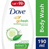 Dove Go Fresh Body Wash, 190ml
