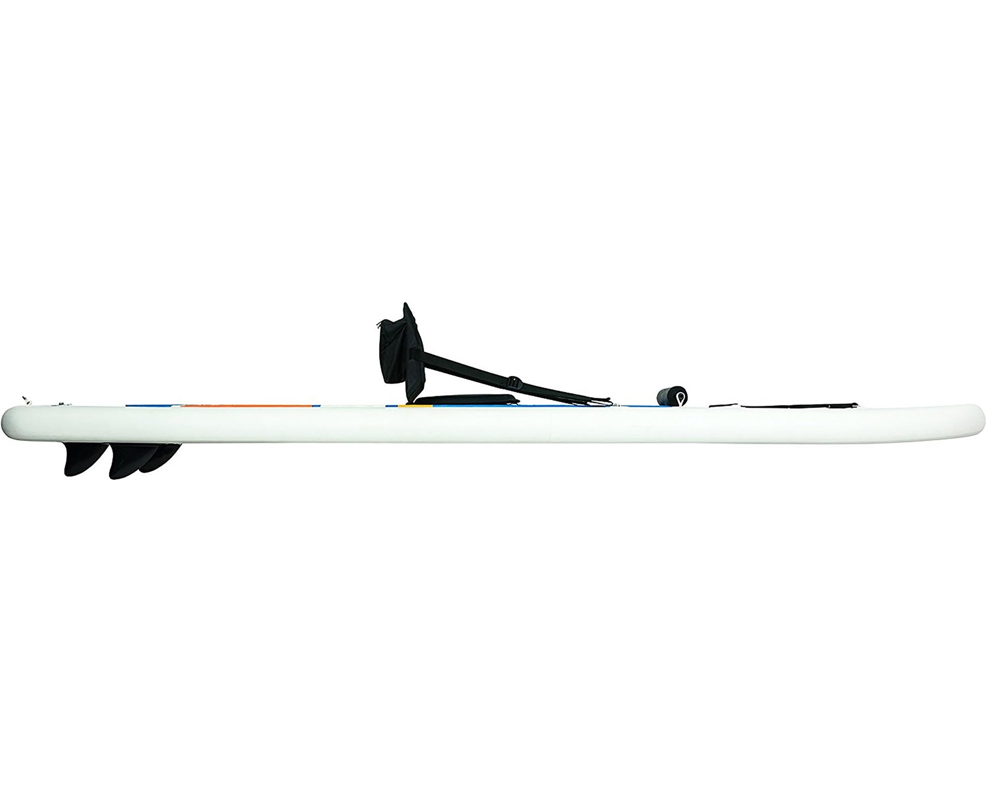 HydroForce White Cap Inflatable Stand Up Paddleboard SUP and Kayak 10' by Bestway (Image #2)