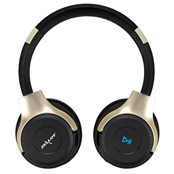 Zariavo Auriculares Auriculares estéreo Bluetooth ...