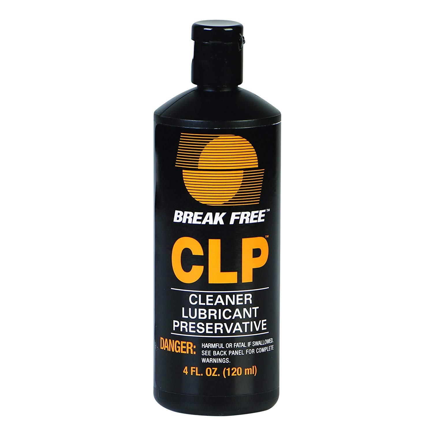 BreakFree CLP-4 Cleaner Lubricant Preservative Squeeze Bottle (4 -Fluid Ounce) (2 Pack)