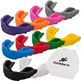 Suddora Mouth Guards - Protective Sports Safety Gum Shield w/ Vented Case