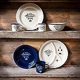 Enamel Mug - Outdoors is Calling 11 fl.oz / 325 ml