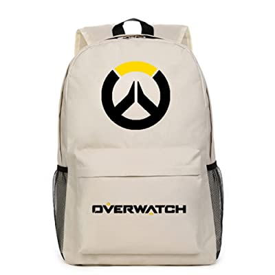 Schoolbag Reaper Roadhong Students Backpack Bookbag with Overwatch OW for Kids boys