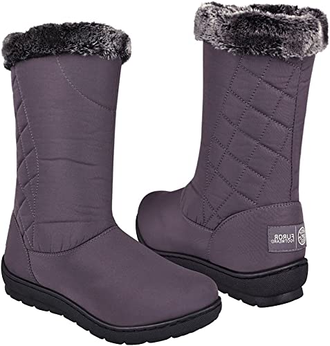 Magnético vanidad Meyella  FUROR Botas para Invierno para Mujer Textil Gris 12584 26: Amazon.com.mx:  Ropa, Zapatos y Accesorios