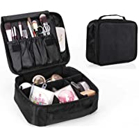 Other Portable Travel Makeup Bag, Cosmetic Organizer Make Up Artist Storage For Cosmetics, Makeup Brushes, Jewelry, Toiletry And Travel Accessories