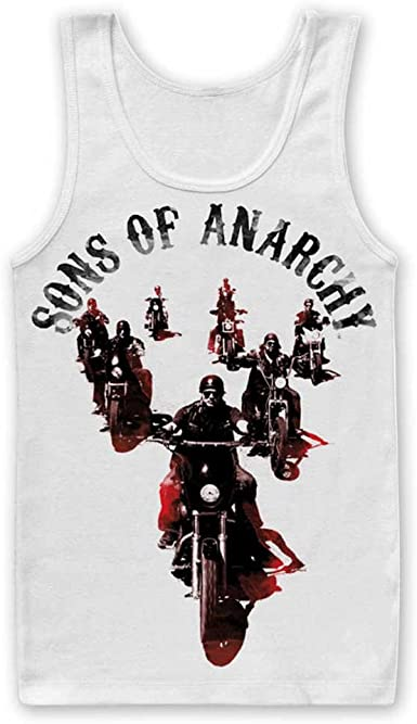 Sons of Anarchy Uomo Canotta