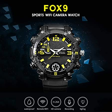 Amazon.com: NOMENI Sports Watch Mens Waterproof 5 Million ...