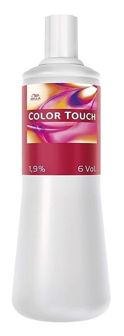 Wella Color Touch Intensive Emulsion 1.96 Percent, 1 Litre, 1 Pack (1x 1 Litre): Amazon.de: Premium Beauty