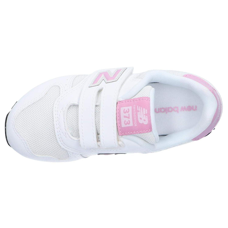New Balance Chaussures de Sport pour Fille YV373BT Blanco