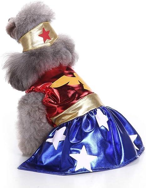 Eyxia- Pet Master Disfraz de Perro Sudadera con Capucha de ...
