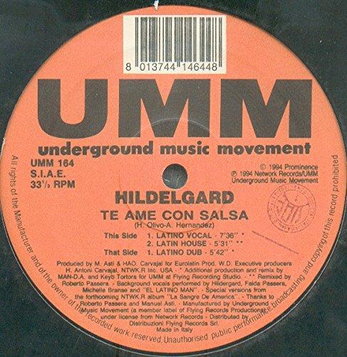 Te Ame Con Salsa - Hildelgard 12
