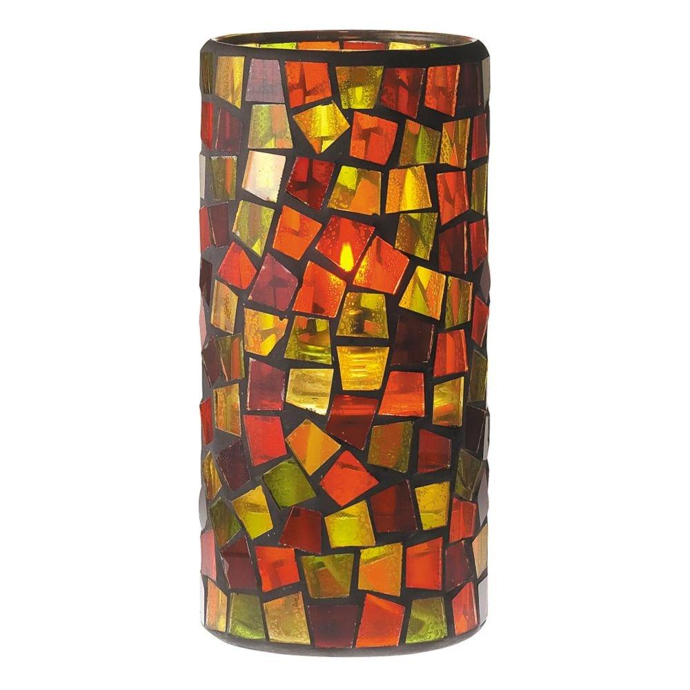 Amazon.com: Sterno Productos 80160 Earthtone mosaico lámpara ...