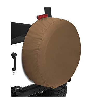 "Bestop 6102837 Spice Custom Fit Tire Cover - 28\"" X 8\"": Automotive [5Bkhe0908116]"