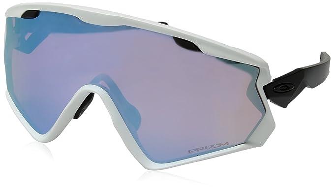 Oakley Wind Jacket 2.0, Gafas de Sol para Hombre, Blanco, 1: Amazon.es: Ropa y accesorios