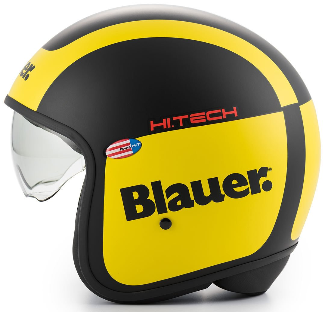 Amazon.es: Blauer Casco HT Pilot 1.1 Black Yellow Graphic C XL Nero Giallo