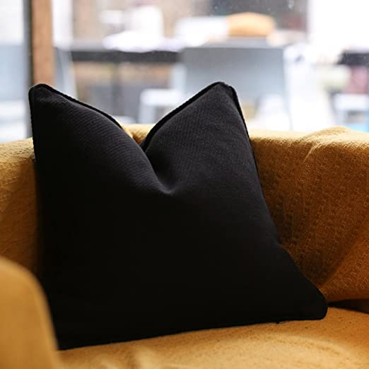 Sofá con un cojín grande,conjuntos de almohada larga-A ...