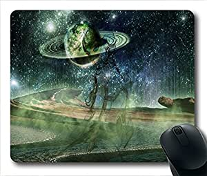 """Mouse Pads / Mouse Mats (0126070)My Loneliness Personalized Custom Mouse Pad Oblong Shaped in 220mm*180mm*3mm (9""""*7"""")"""