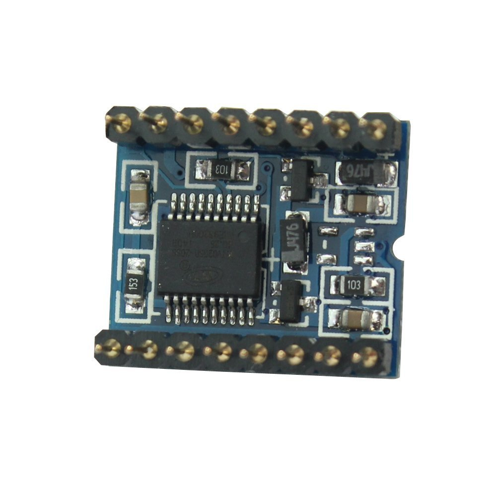 Lysignal WTV020-SD Voice Module SD Card Sound Module for Game MP3 Audio by Lysignal (Image #4)