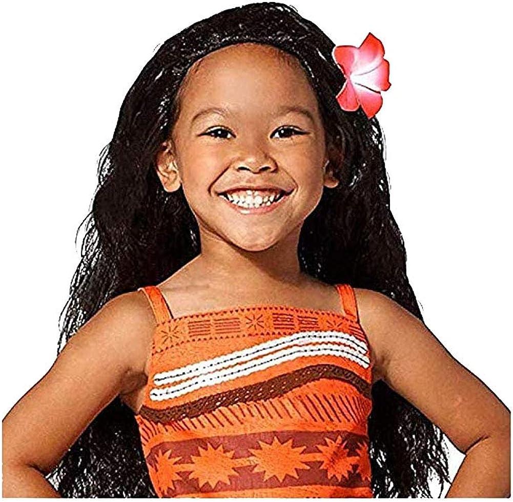 Fancy Dress ~ Childs Disney Moana Wig