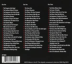 Doo-Wop: Absolutely Essential 3CD Collection / Various