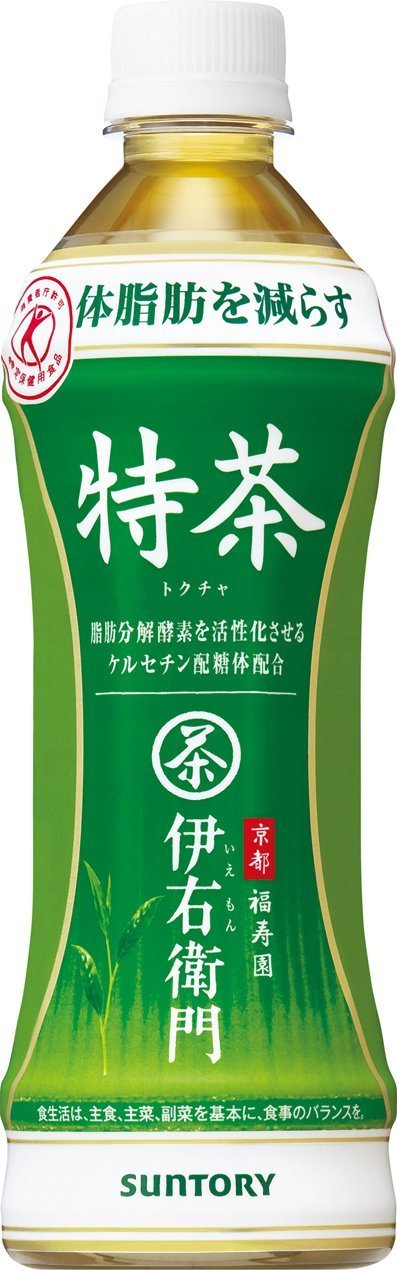 Suntory Iemon Tokucha 500mlPET 24 pieces 2 case [food for specified health use]