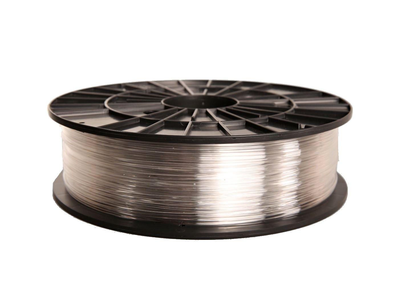 Filamento de PMMA Transparente 1,75mm 0,5kg de Filament-PM: Amazon ...