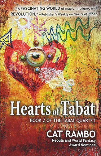 Hearts of Tabat (The Tabat Quartet) (Volume 2)