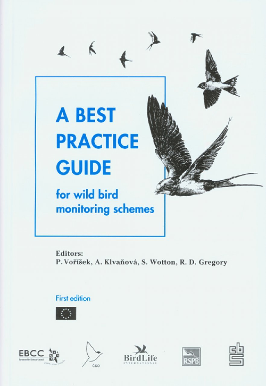 Read Online A Best Practice Guide for Wild Bird Monitoring Schemes ebook