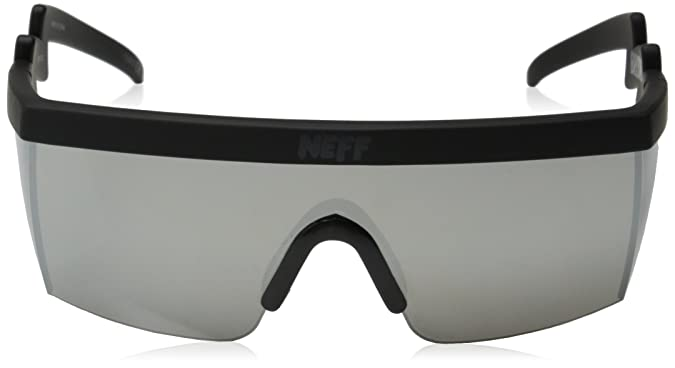 4cfa4ff23a21d Amazon.com  Neff Brodie Wrap Around Sport Sunglasses  Clothing