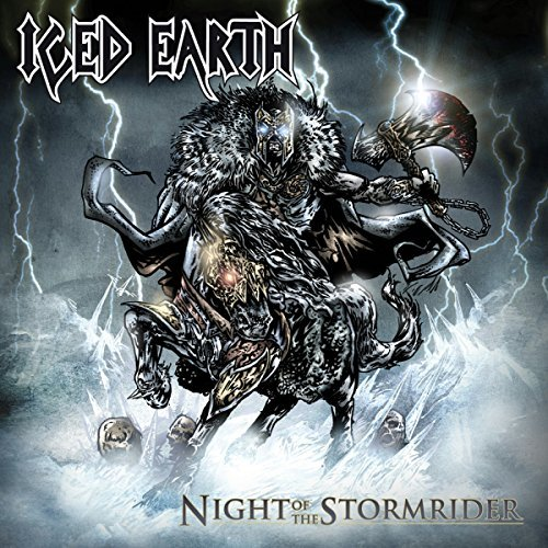 Night of the Stormrider by Iced (Stormrider Iced Earth)