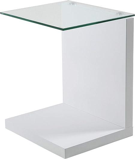 Movian Eibsee Table de chevet 35/x/40/x/50/cm Marque Blanc longueur/x/largeur/x/hauteur