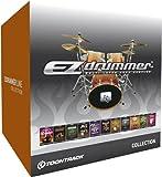 ◆国内未発売◆Toontrack EZ drummer Line Collection EZ drummer+拡張音源11枚セットドラム音源◆『並行輸入品』