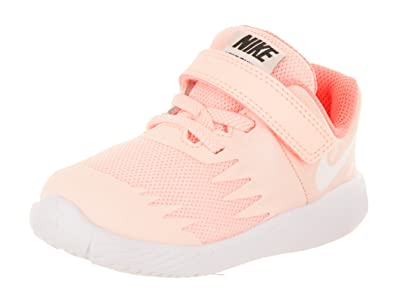 best sneakers cc793 77ea1 Amazon.com | Nike Star Runner Crimson Tint/White (Toddler ...