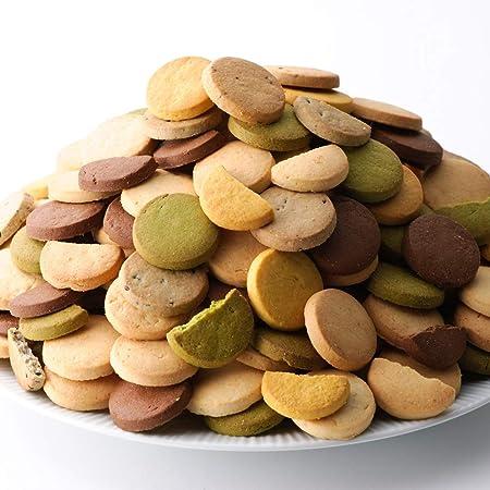 豆乳おからクッキー1kg(200g×5袋)1枚約16kcal