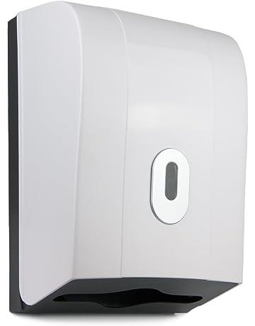 c85a34789b2 Washroom Hub Paper Towel Dispenser - Wall Mounted - Wave Model (White)