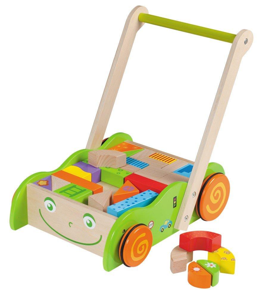 Jouéco – Mueble de arrastre con Cube, 80014