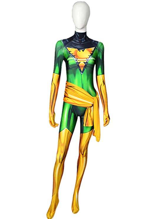 Amazon.com: Phoenix Cosplay - Traje de vestir para hombre y ...