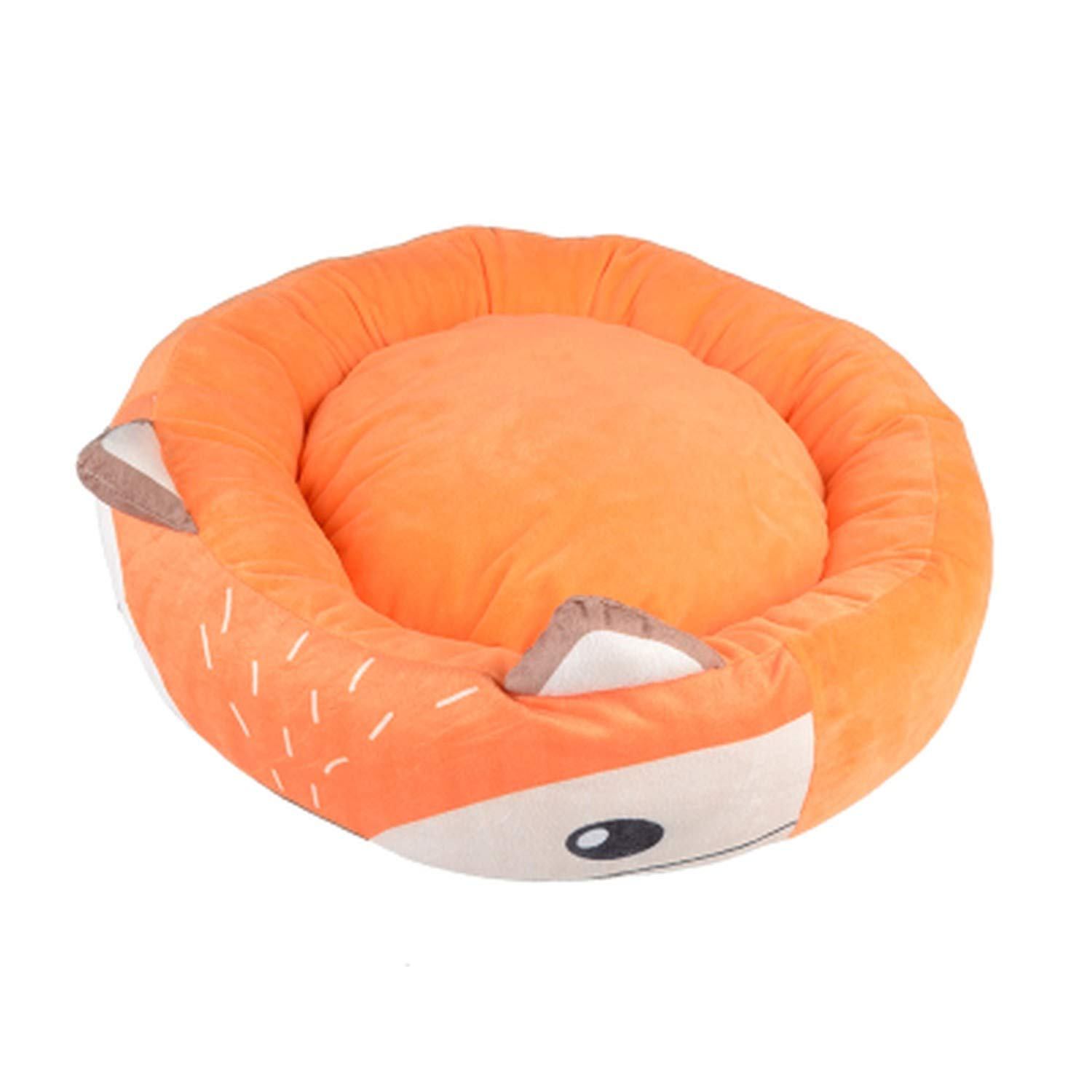 2 S 2 S cat Litter Removable and Washable Warm House Bear Dog Mattress Small and Medium Dog Dog Supplies pet nest,2,S