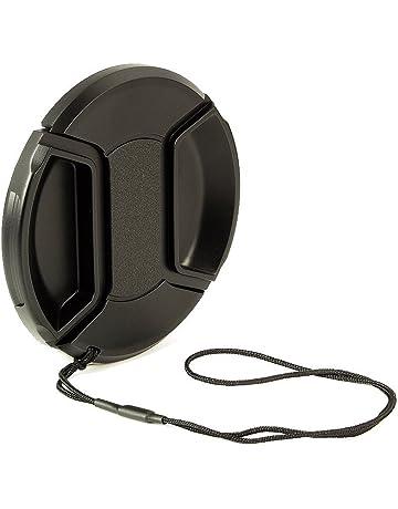 TAPPO frontale obiettivo 67mm a molla clip COPERCHIO 67 mm PENTAX OLYMPUS LUMIX