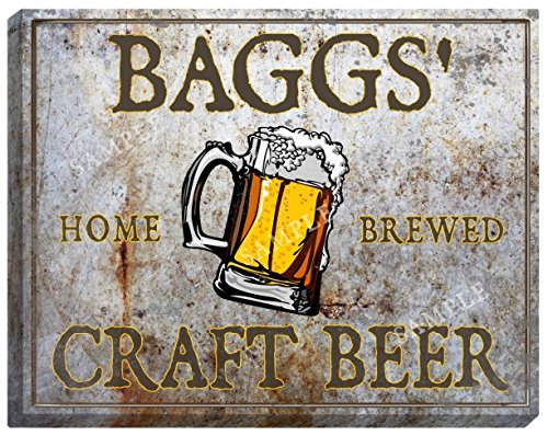 baggs-craft-beer-stretched-canvas-sign-24-x-30