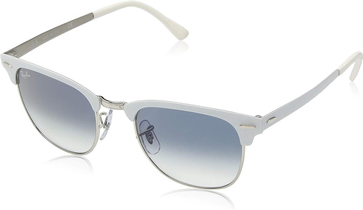 Gafas de Sol Ray-ban Clubmaster Metal RB3716 90883F - 51 mm