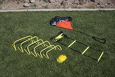 Sports Exercise & Speed & Agility Training Kit Combo Set