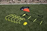 Sports Exercise & Speed & Agility Training Kit Combo Set